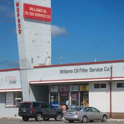WMS Oil Filter Service Co.